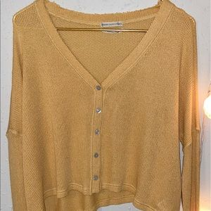 Urban outfitters long sleeve (small)